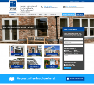 Premier windows site