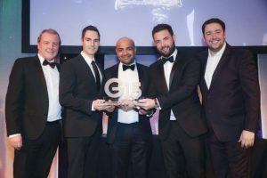 G15 Award winners